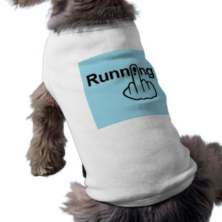 Dog Clothing Running Flip