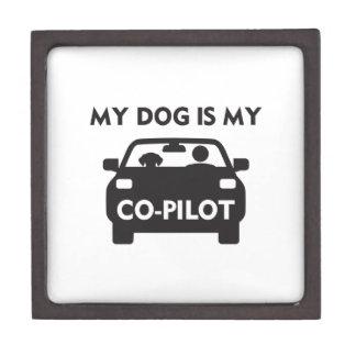 Dog Co-Pilot Gift Box