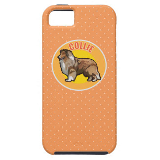Dog Collie iPhone SE/5/5s Case