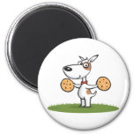 Dog Cookies Refrigerator Magnets