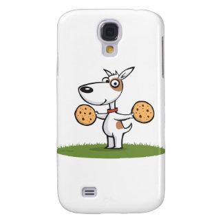 Dog Cookies Samsung S4 Case