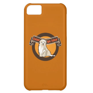 Dog coton de tulear cover for iPhone 5C