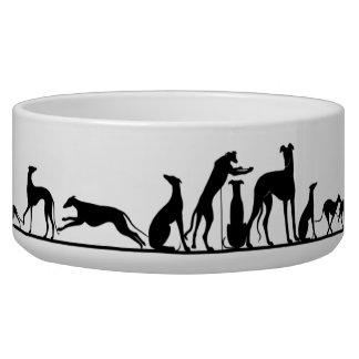 "Dog cup ""Galgo LINE "" Bowl"