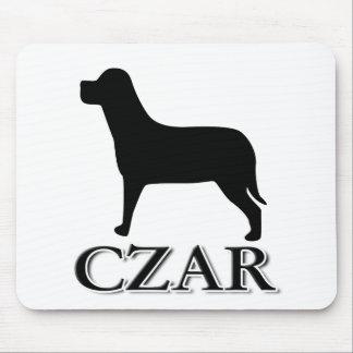 Dog Czar Mouse Pad