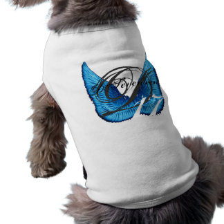 Dog D17 Wings T-Shirt