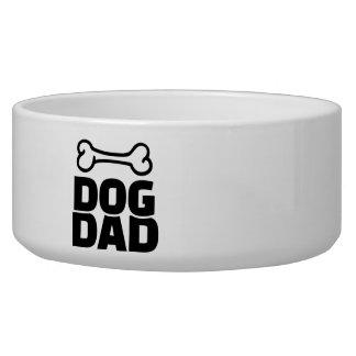 Dog dad bowl