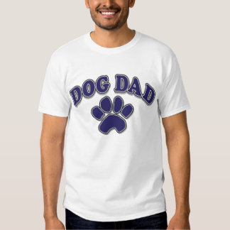 Dog Dad Father's-Day Shirt