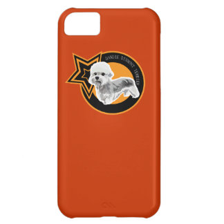 Dog DANDIE DINMONT TERRIER Cover For iPhone 5C