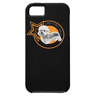 Dog DANDIE DINMONT TERRIER iPhone SE/5/5s Case