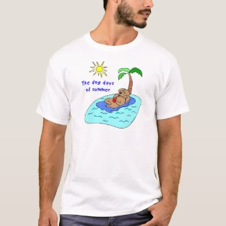 Dog Days of Summer T-Shirt
