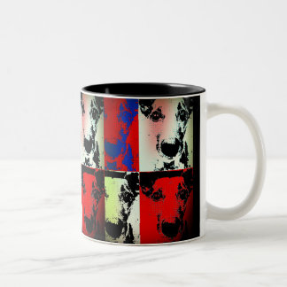 Dog Daze Coffee Mugs
