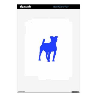 Dog Decal For iPad 2