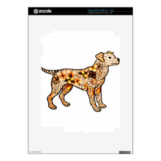 Dog Decal For The iPad 2