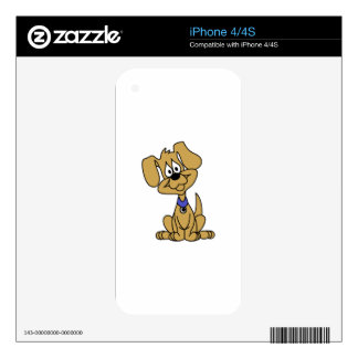 Dog Decals For The iPhone 4