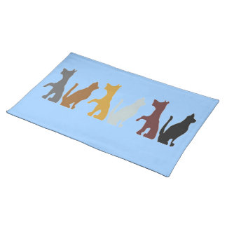 Dog Designs - Placemats - Linen Gifts