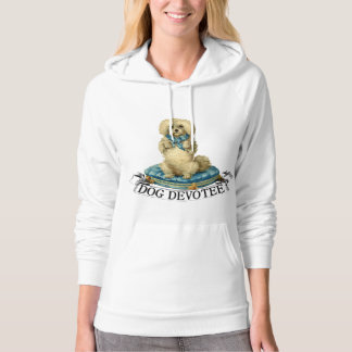 DOG DEVOTEE California Fleece Pullover Hoodie