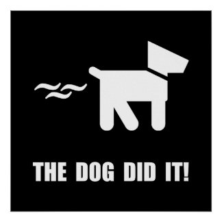 Dog Did It Poster