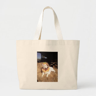 dog, dogs, fun, funny, Luna Says, Halloween, humor Bag