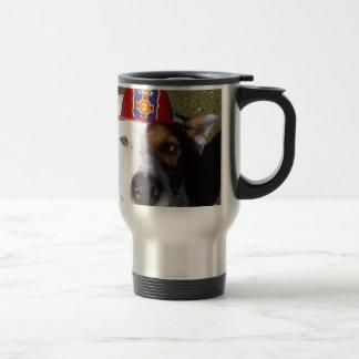 Dog, Dogs, Funny, Fun, Humor, humor, laugh, Luna s Travel Mug