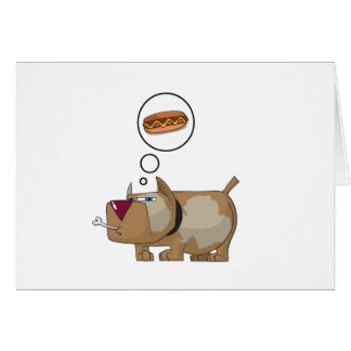 Dog Dreams Card