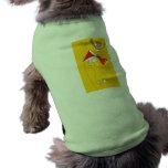 dog dresses/to sueter nonsense standard pet tee