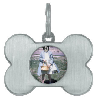 Dog Easter Pet Tags