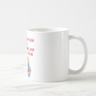 dog eat dog coffee mug