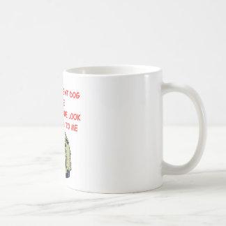 dog eat dog world coffee mug