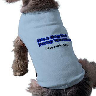 Dog Eat Pussy World, Mayntain Gear T-Shirt