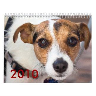 Dog Emotional Calendar