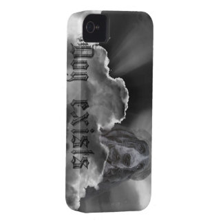 Dog exists satireiphone 4 mobil cover iPhone 4 covers