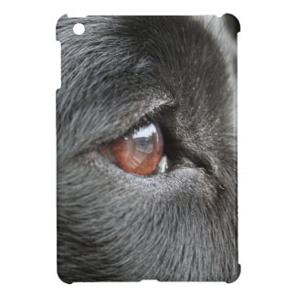 Dog Eye Close Up iPad Mini Cover