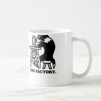 DOG FACTORY original logographic entering magnetic Coffee Mug