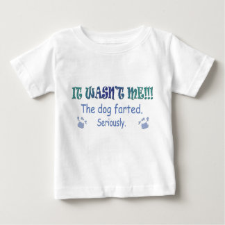 dog farted baby T-Shirt