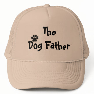 Dog Father Hat  2