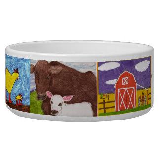 Dog Feeding Dish Dog Bowls