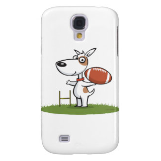 Dog Football Samsung S4 Case