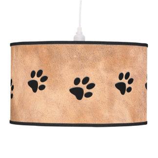 DOG FOOTPRINTS PENDANT LAMP