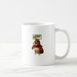 Dog Fort T-shirt Coffee Mug