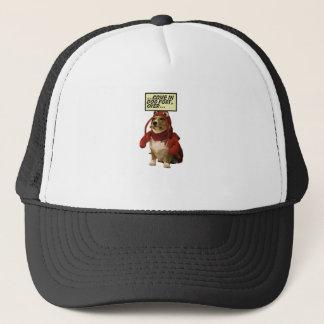 Dog Fort T-shirt Trucker Hat