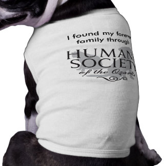Dog Found Forever Home HSO logo shirt (xs - 3X)