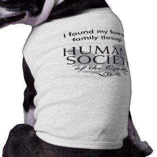 Dog Found Forever Home HSO logo shirt (xs - 3X)