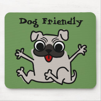 Dog friendly awesome mouse DAP Mouse Pad
