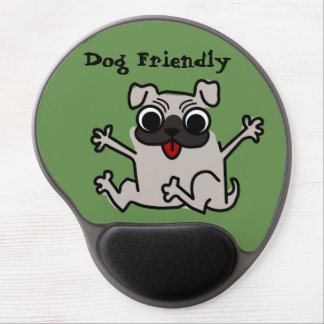 DOG FRIENDLY MOUSE PAD