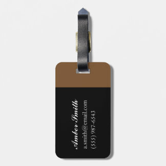 Dog Friends Bag Tag