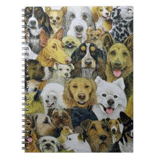 Dog Friends Notebook