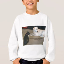 Dog Friendship Sweatshirt