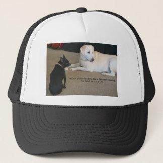 Dog Friendship Trucker Hat