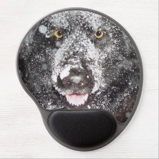 Dog Gel Mouse Pad