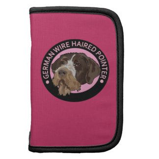 Dog german wirehaired pointer planners